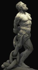 Prometheus; düzene kafa tutmuş, karşı çıkmış öteki kardeşlerinden farklı olarak insanoğluna ateşi (yaratıcılığı, bilimi, uygarlığı) vererek bu düzeni değiştirmeyi başarmıştır.